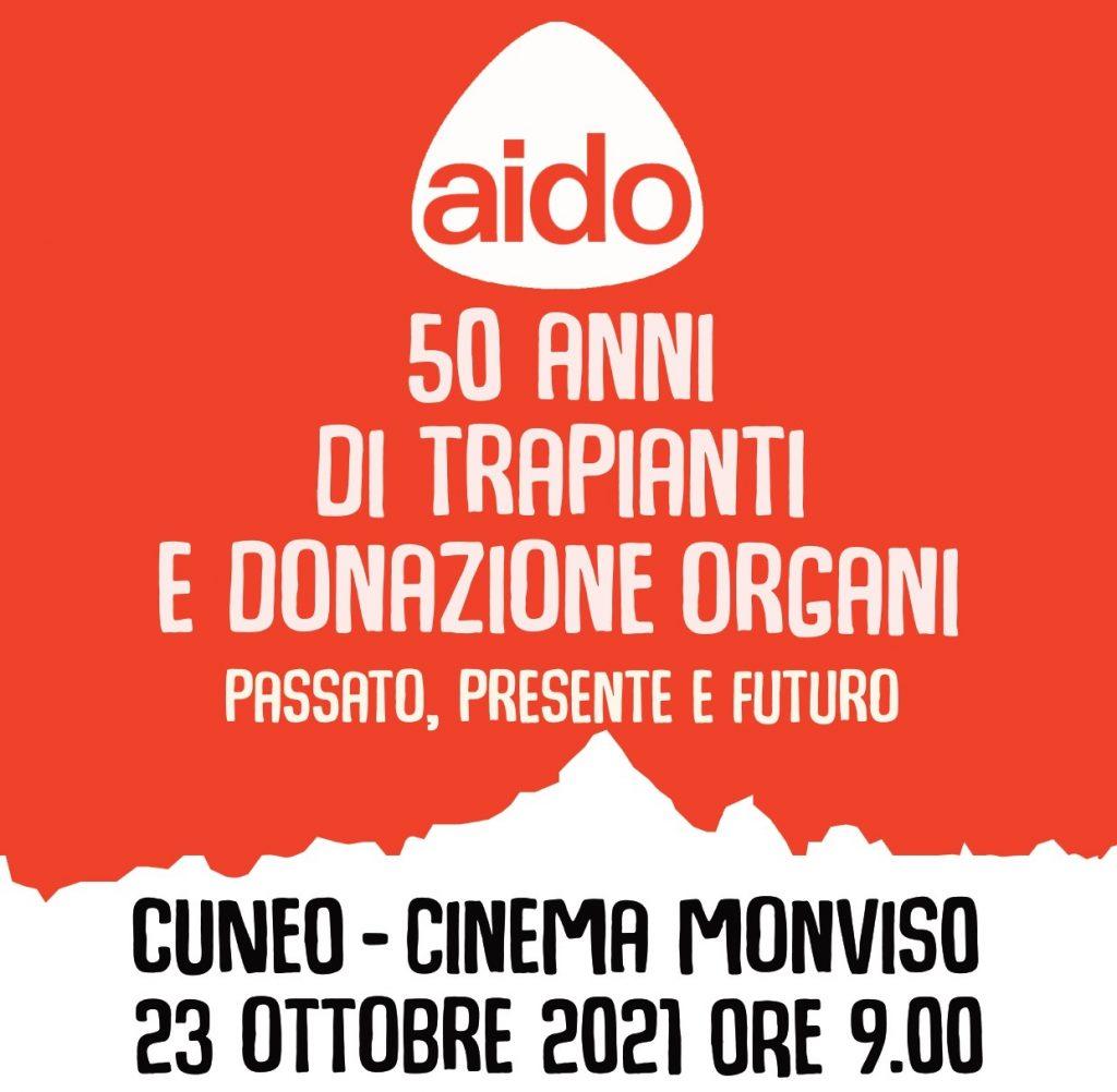 50 anni di trapianti e donazione organi Cuneo